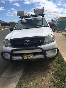 2007 Toyota Hilux Ute Rooty Hill Blacktown Area Preview