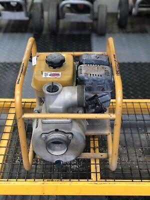 Used 3trash Pump Subaru