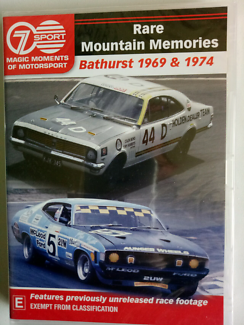 Bathurst motorsport dvd 1969 - 1974