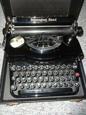 Royal Smith L.C Dust Cover for Office-Size Typewriter Remington Underwood