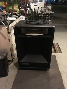Yamaha powered stage monitor $200 OBO