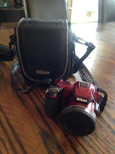 Nikon Coolpix L120 and Camera Bag