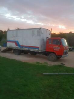 Truck horse or flat deck Natone Burnie Area Preview