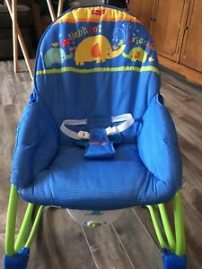 Fisher Price Baby seat/rocker