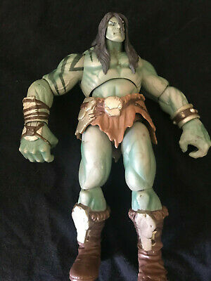 Marvel Legends Skaar Son of Hulk loose figure only Fin Fang Foom Wave
