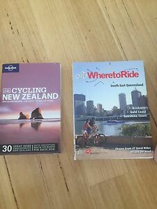 2 cycling guide books for $10 Manly Brisbane South East Preview