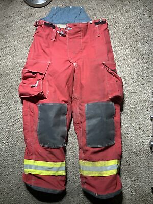 Mfg. 2004 40 X 29 Fire Dex Firefighter Turnout Bunker Pants Gear Rescue Safety