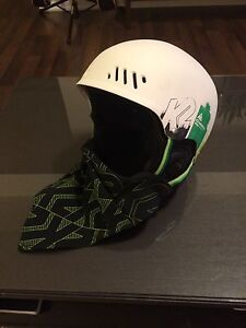 K2 Phase audio snowboard helmet size Medium