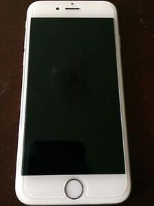 iPhone 6 white and silver
