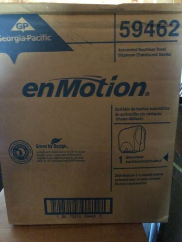 Georgia -Pacific 59462 Automatic Touchless Towel Dispenser Enmotion