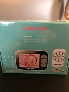 UBBCARE Video Baby Monitor