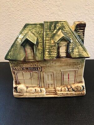 McCoy House Cookie Jar Vintage