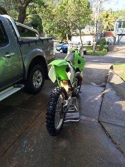 Kx125 motorcross bike Belrose Warringah Area Preview