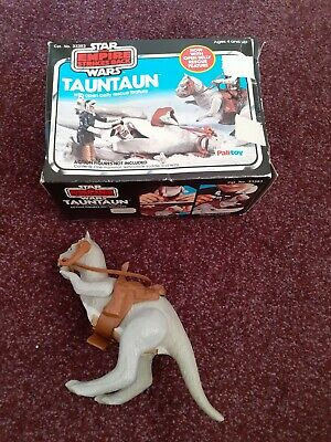 VINTAGE 1979 PALITOY STAR WARS THE EMPIRE STRIKES BACK TAUNTAUN OPEN BELLY BOXED