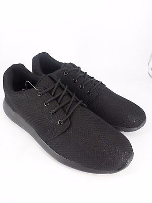 Loyalty & Faith Diver Trainers In Black UK 12 EU 46 LN29 74