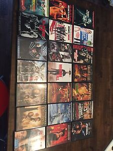 35 DVD's FOR SALE