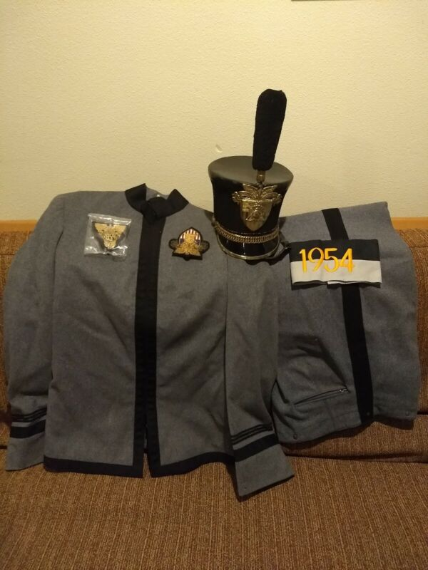 UNITED STATES MILITARY ACADEMY  West Point Army Dress Uniform Coat and Pants HAT