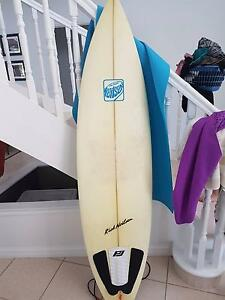 "6'1"" Brother Neilson SurfBoard (Used) Robina Gold Coast South Preview"