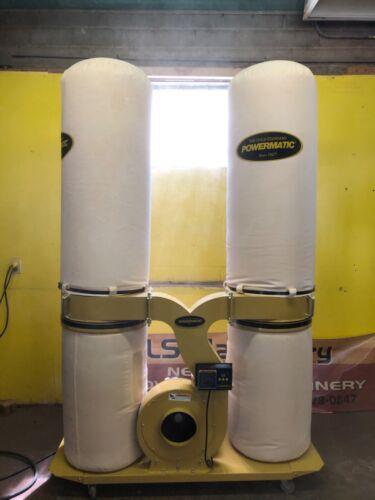 Powermatic model 1900 dust collector