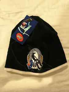 Brand new Collingwood football club beanie / hat Idalia Townsville City Preview