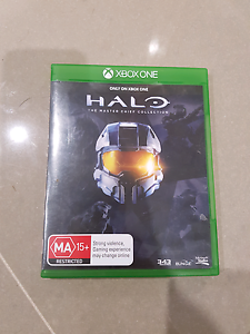 Halo THE MASTER CHIEF COLLECTION XBOX ONE Kanwal Wyong Area Preview