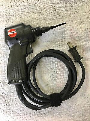 Gardner Denver Wire Wrap Electric Gun Tool 120vac