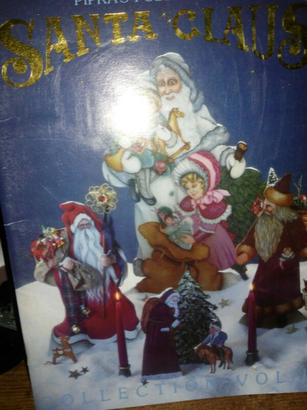 Santa Claus Collection Volume 3 Painting Pattern Book Pipka Christmas