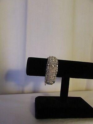 Bracelet Curb Silver Watermarked