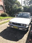 Great condition 1990 BMW 325i sport - Auto Ryde Ryde Area Preview