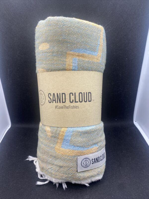 SAND CLOUD MOROCCAN TOWEL Size -regular