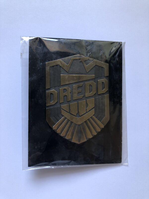 JUDGE DREDD 2012 SDCC Movie Promo Badge