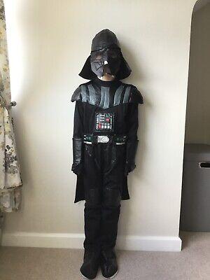 Star Wars Darth Vader Costume - Age 4-7