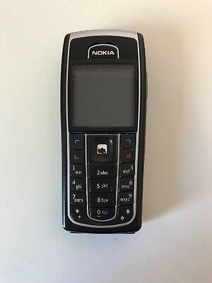 Nokia  6230 schwarz TOP Zustand Simlockfrei 12 Monate Gewährleistung inkl MWST
