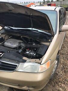 Honda Odyssey for sale 1200 obo