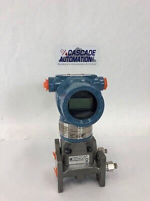 Rosemount Differential Pressure Transmitter 3051cd3a