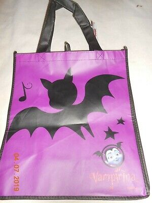 New large Disney Junior Vampirina reusable tote shopping bag home school all kid - Childrens Shopping Bag