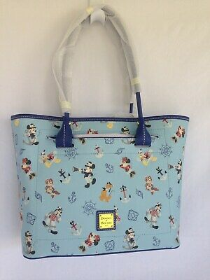 DISNEY DOONEY & BOURKE TOTE CHARACTER EXPERIENCE LE FOR DISNEY CRUISE LINE NWT