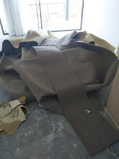 Used carpet in good condition. Approx 40 square meters