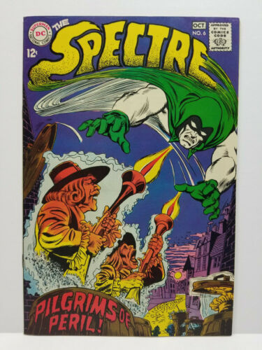 The Spectre # 6 (DC 1968)