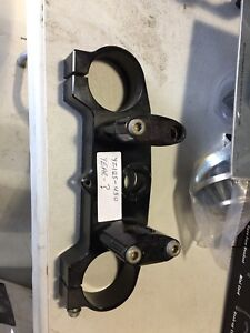 Yamaha yz250/450 triple clamp