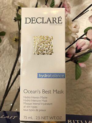 Intensiv Feuchtigkeit Maske (Declaré Hydro Balance Hydro Intensiv Maske 75 ml NEU&OVP)