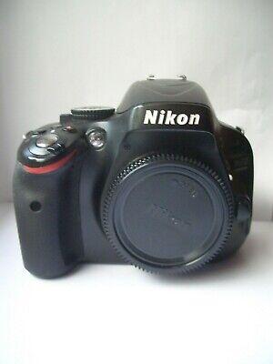 NIKON D5100. DSLR CAMERA BODY.