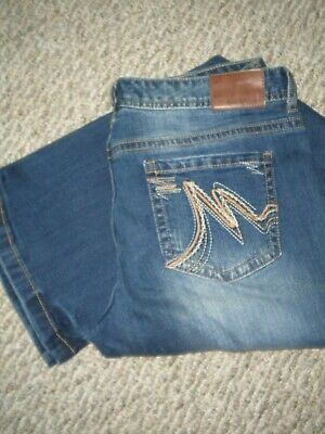 Jeans-tag (MAURICE'S DENIM JEANS~TAG SIZE 11/12 LONG GREAT  CONDITION)