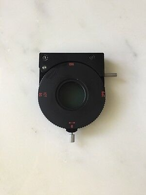 Leica Rotating Polarizer Dic Ict Pol For Leica Dmr Series Microscopes