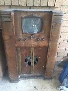 Antique Tasma de Lure Radio Kalbar Ipswich South Preview