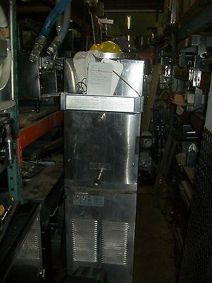 Hush Puppi Slush Machine 115 Volts Stainless Steel Unit Complete Free Shippin