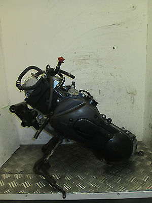 <em>YAMAHA</em> XC 115 S DELIGHT 2013 COMPLETE RUNNING ENGINE 92D