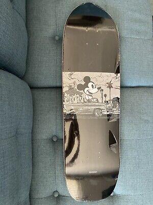 Disney X Vans X Mr. Cartoon Mickey Mouse SKATEBOARD Deck LIMITED EDITION RARE
