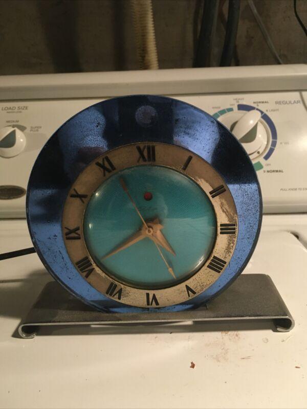 Telechrom Art Deco Electric Clock