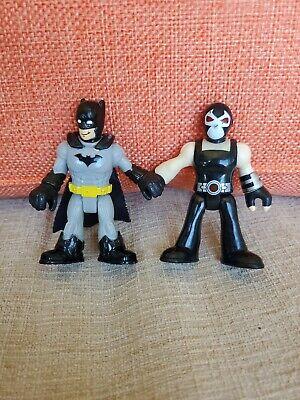 Fisher-Price Imaginext DC Super Friends Batman & Bane